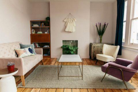 客厅北欧风格效果图大全2017图片_土拨鼠时尚富丽客厅北欧风格装修设计效果图欣赏