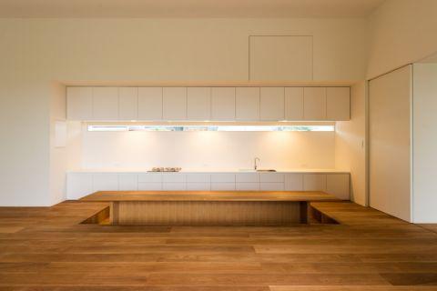 厨房日式风格效果图大全2017图片_土拨鼠简约质朴厨房日式风格装修设计效果图欣赏