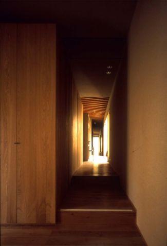 走廊日式风格效果图大全2017图片_土拨鼠简洁摩登走廊日式风格装修设计效果图欣赏