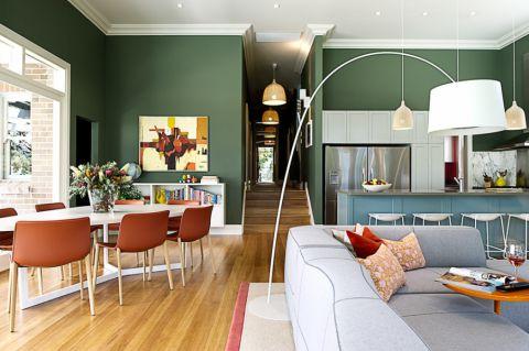 客厅简欧风格效果图大全2017图片_土拨鼠个性淡雅客厅简欧风格装修设计效果图欣赏