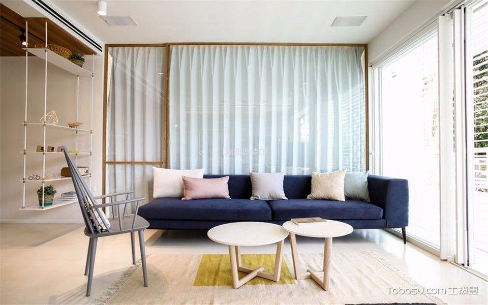 水佑岗22号小区108平现代三室一厅一卫装修效果图