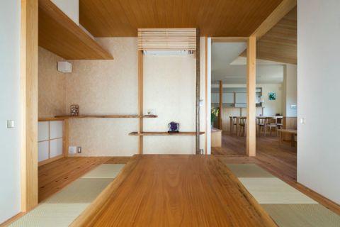 客厅日式风格效果图大全2017图片_土拨鼠温馨自然客厅日式风格装修设计效果图欣赏