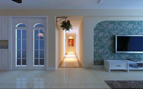 玄关吊顶地中海风格装修设计图片