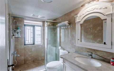 卫生间窗台新古典风格装饰效果图