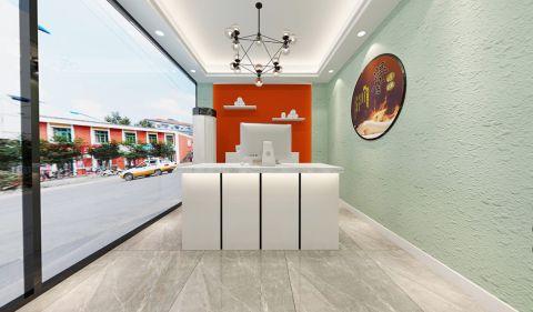 6万106平米现代风格美容院装修效果图