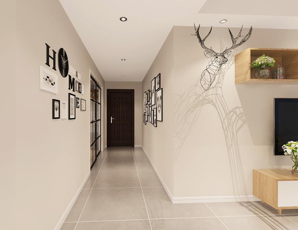 3室2卫2厅128平米北欧风格