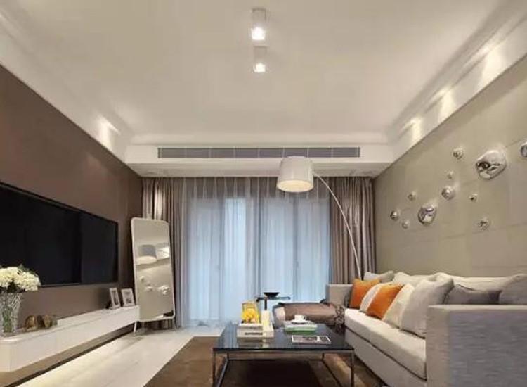 3室1卫2厅117平米现代风格