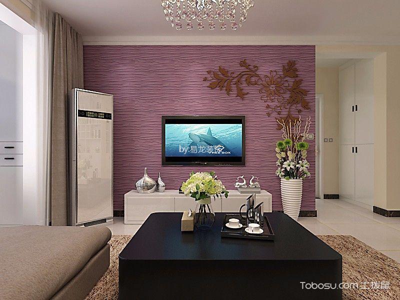 简约风格100平米楼房房子装饰效果图