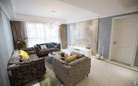 2020简约70平米装修效果图大全 2020简约二居室装修设计