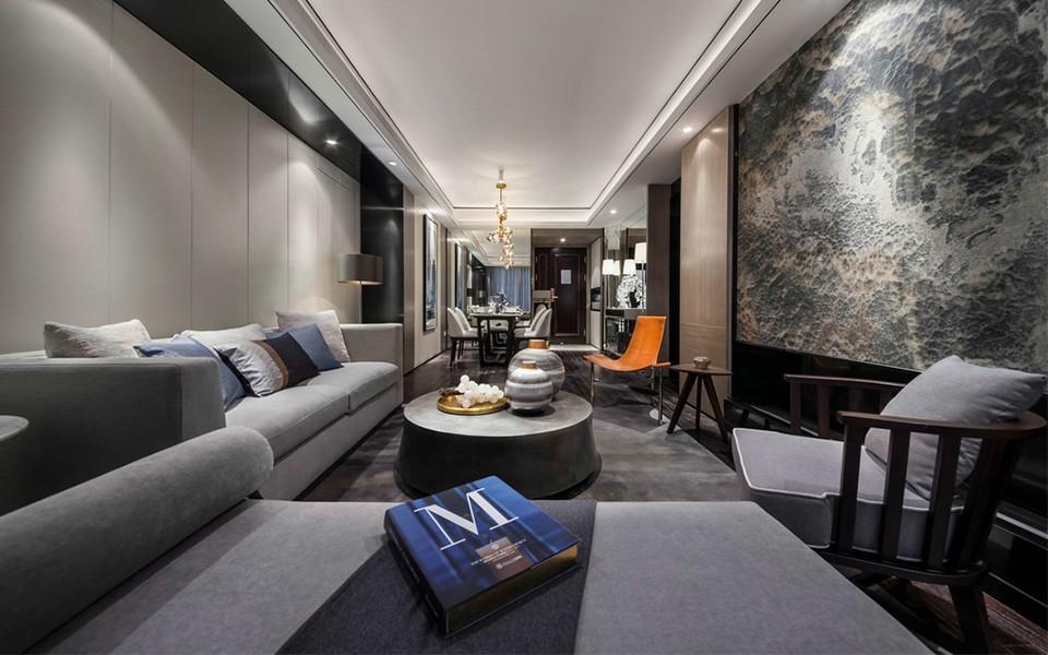 4室2卫2厅170平米现代简约风格