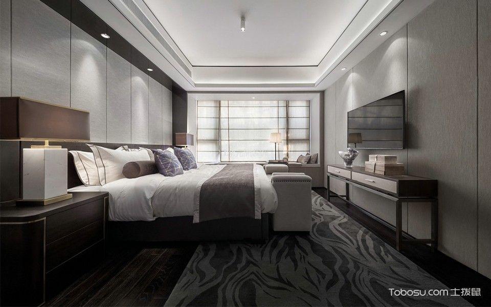 南京明月港湾170平米现代简约风格效果图