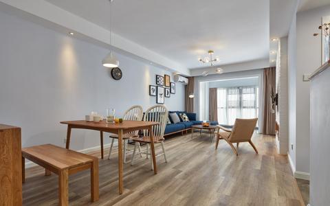2021北欧120平米装修效果图片 2021北欧公寓装修设计