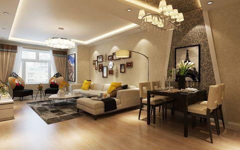 2021简约60平米装修效果图片 2021简约二居室装修设计