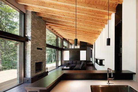 客厅日式风格效果图大全2017图片_土拨鼠个性质朴客厅日式风格装修设计效果图欣赏