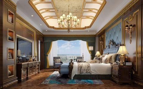 2019现代欧式300平米以上装修效果图片 2019现代欧式别墅装饰设计