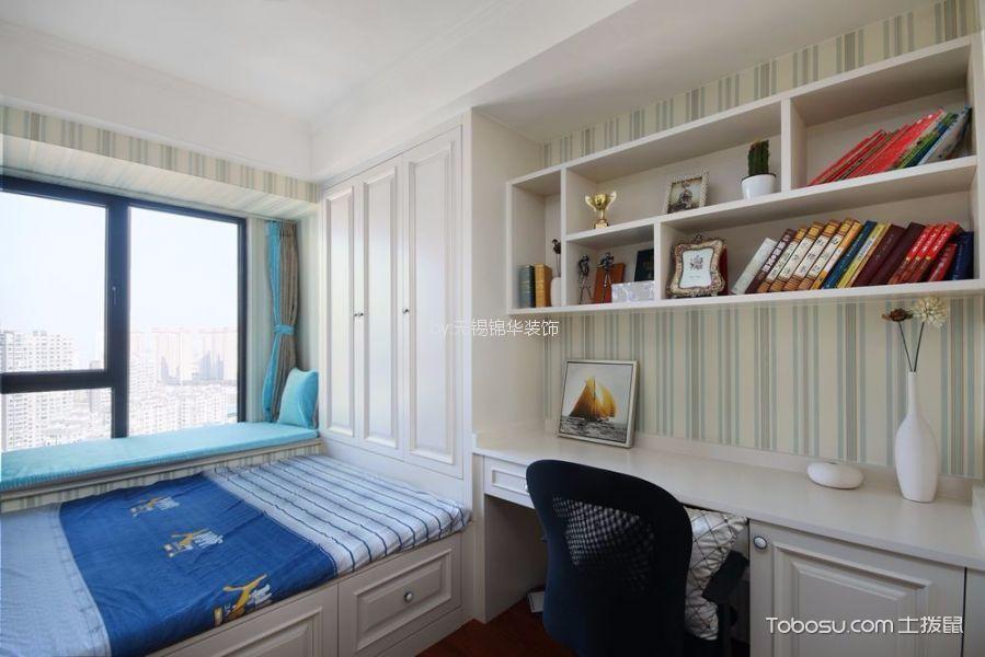 2018欧式卧室装修设计图片 2018欧式榻榻米装修设计图片