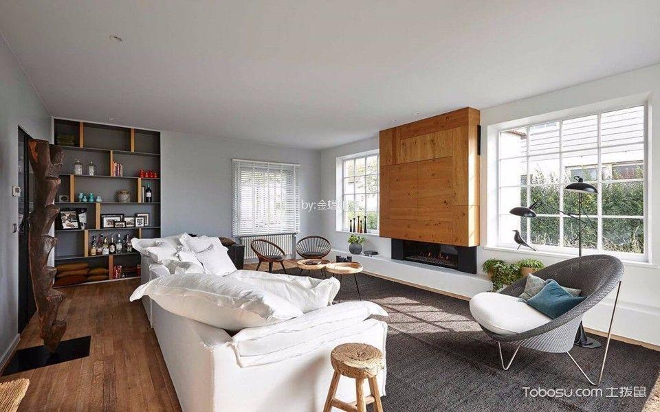 2020北欧240平米装修图片 2020北欧别墅装饰设计