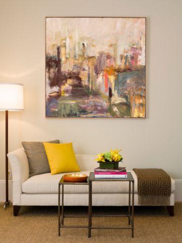 客厅美式风格效果图大全2017图片_土拨鼠时尚沉稳客厅美式风格装修设计效果图欣赏