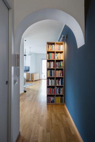 走廊北欧风格效果图大全2017图片_土拨鼠时尚清新走廊北欧风格装修设计效果图欣赏