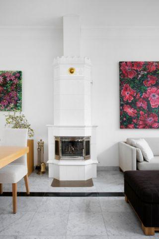 客厅北欧风格效果图大全2017图片_土拨鼠典雅时尚客厅北欧风格装修设计效果图欣赏
