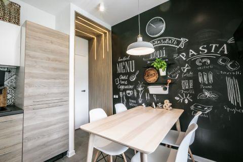 厨房北欧风格效果图大全2017图片_土拨鼠极致奢华厨房北欧风格装修设计效果图欣赏
