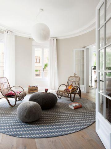 客厅北欧风格效果图大全2017图片_土拨鼠美好风雅客厅北欧风格装修设计效果图欣赏