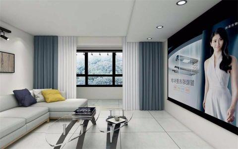 简约风格134平米复式新房装修效果图
