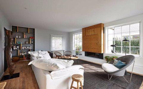 北欧风格215平米别墅新房装修效果图