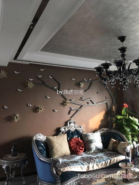 郑州天骄华庭148平米新古典风格效果图