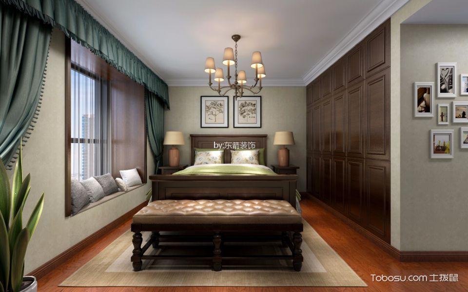 高贵风雅卧室平面图