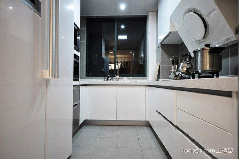 2019中式厨房装修图 2019中式橱柜装修设计