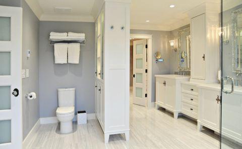 2019美式60平米装修效果图片 2019美式公寓装修设计