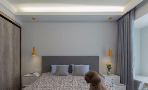 摩登卧室现代简约装修图