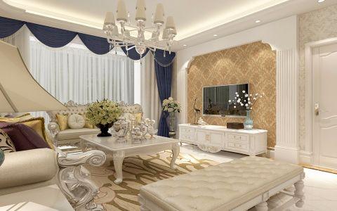 清新客厅装修设计