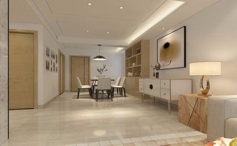 典丽矞皇餐厅简约室内效果图