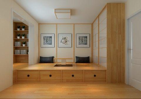 时尚书房榻榻米设计方案