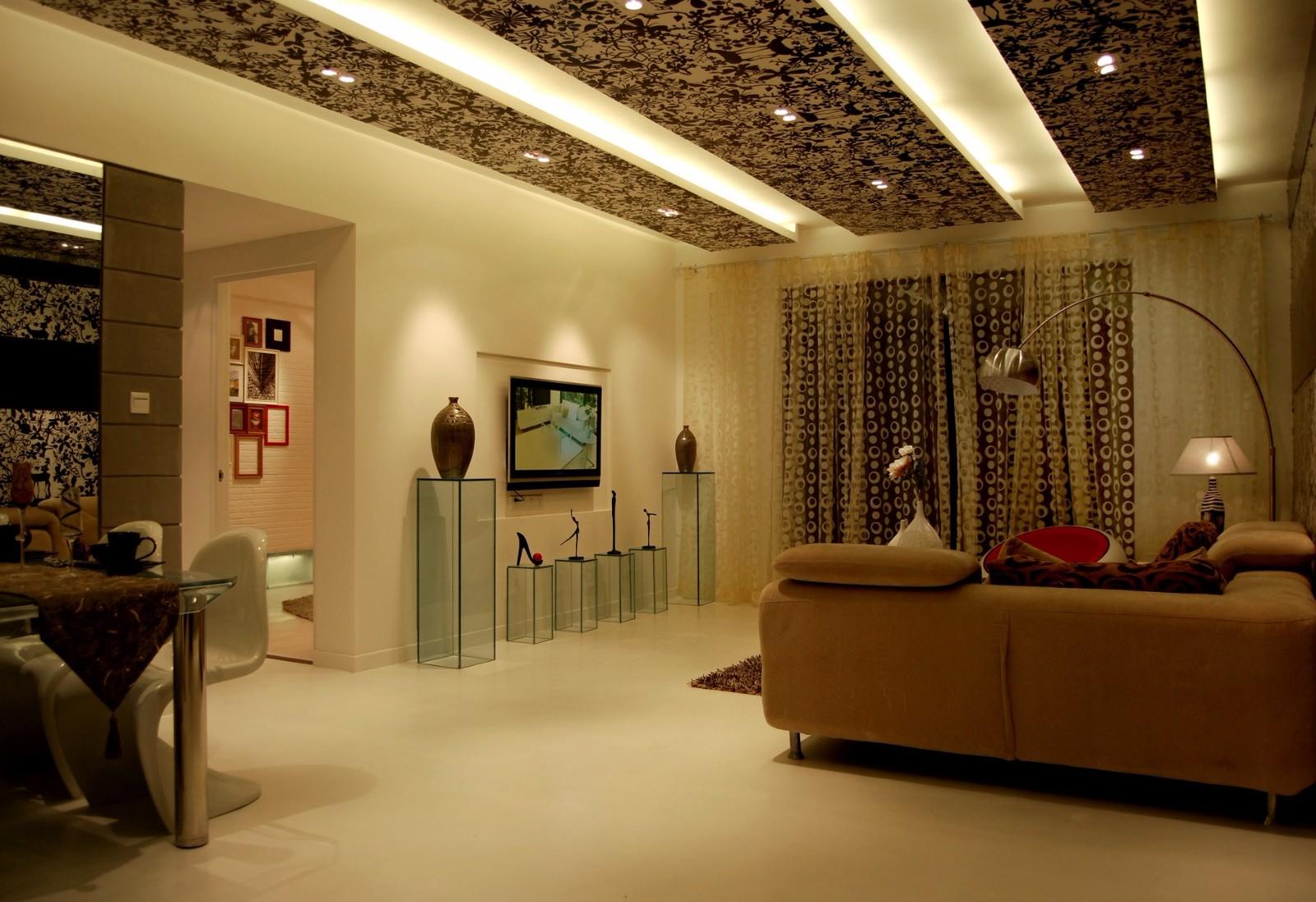 3室2卫2厅138平米现代简约风格