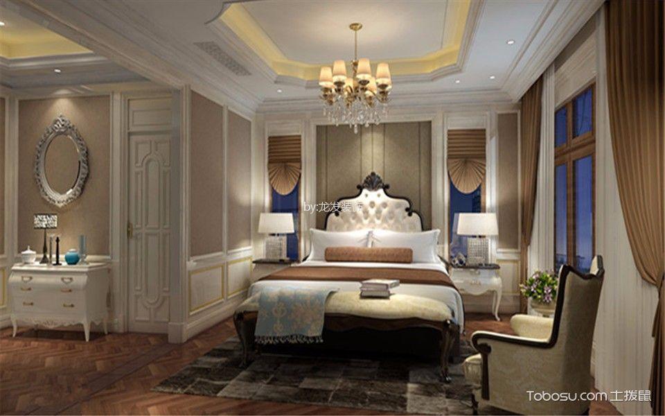 2019欧式卧室装修设计图片 2019欧式背景墙装修设计