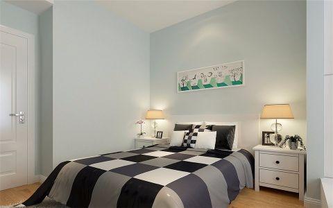2019北欧卧室装修设计图片 2019北欧背景墙图片