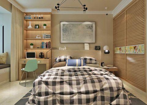 浪漫卧室现代简约室内装修图片