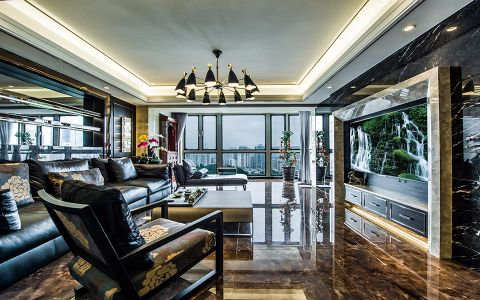 经典U乐国际170平米套房房子装饰优乐娱乐官网欢迎您