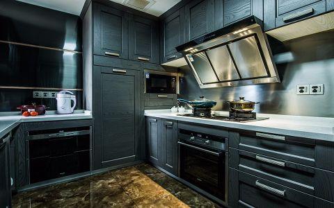 厨房橱柜经典风格装饰图片