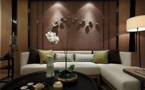 独具一格客厅后现代装饰设计