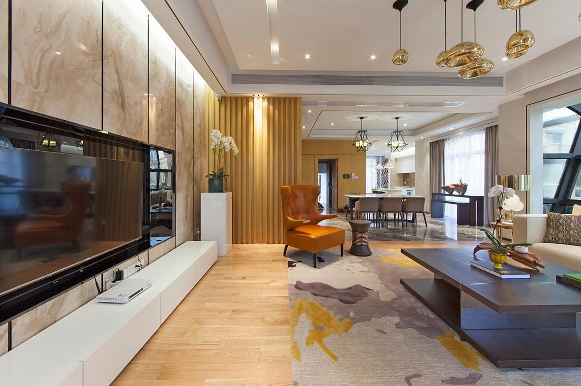 5室3卫2厅150平米现代简约风格