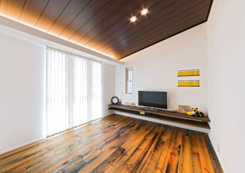走廊日式风格效果图大全2017图片_土拨鼠现代迷人走廊日式风格装修设计效果图欣赏