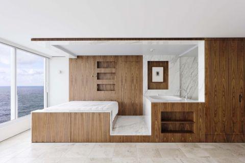 2018现代80平米设计图片 2018现代楼房图片