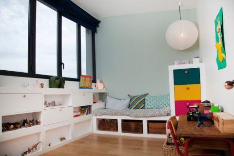 客厅北欧风格效果图大全2017图片_土拨鼠个性时尚客厅北欧风格装修设计效果图欣赏