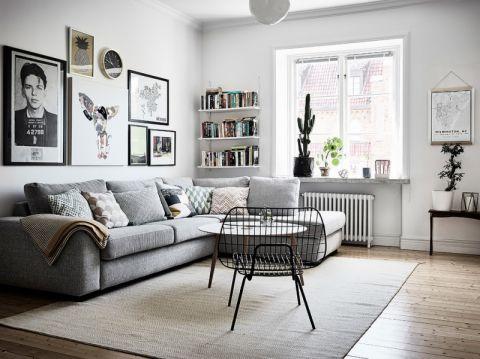 2018北欧240平米装修图片 2018北欧二居室装修设计