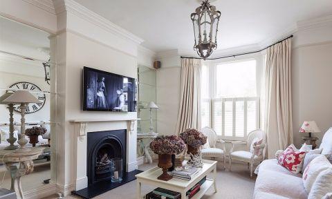 北欧风格320平米别墅室内装修效果图