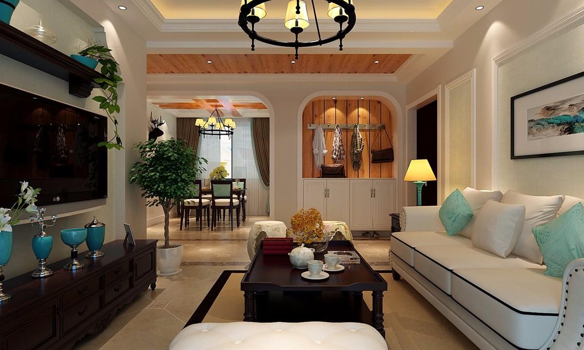 4室2卫2厅131平米现代简约风格